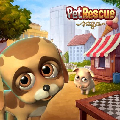 Pet Rescue Saga oyna